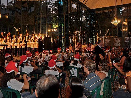 Concerto no Natal de Luz de Petrópolis (2010)