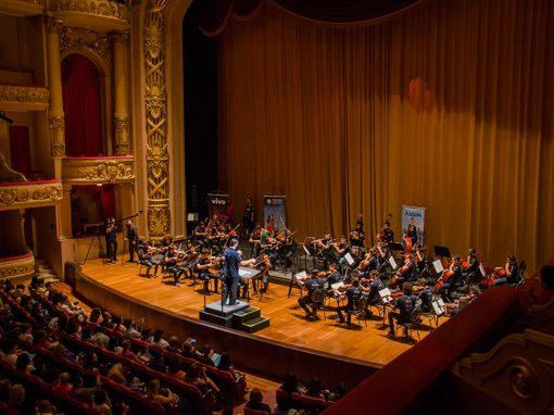 Primeiro concerto solo no Theatro Municipal do Rio de Janeiro (2017)