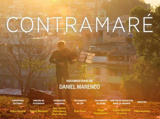 """Documentário """"Contramaré"""" (2018)"""